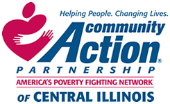 Logo of Community Action Partnership of Central Illinois